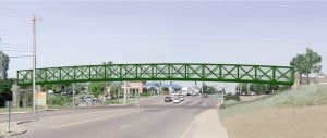 East Bidwell Overcrossing Requires Street Closures 1