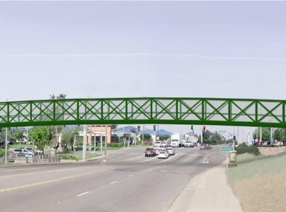 East Bidwell Overcrossing Requires Street Closures 2