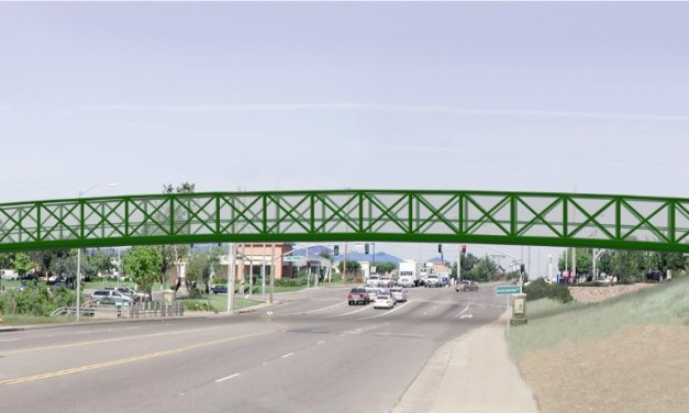 East Bidwell Overcrossing Requires Street Closures