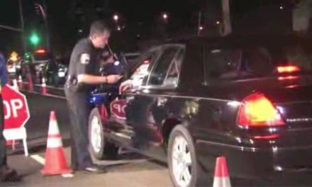 Folsom Police Continue Crackdown on Impaired Drivers with DUI Checkpoint