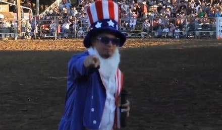 Professional Bull Riders in Folsom