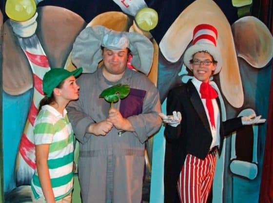 """Seussical"" the Musical a Big Hit 1"
