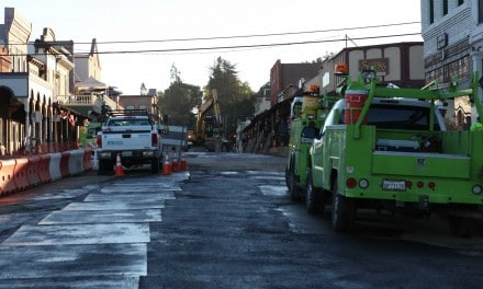 PG&E Gas Line Delaying Revitalization in Historic Folsom