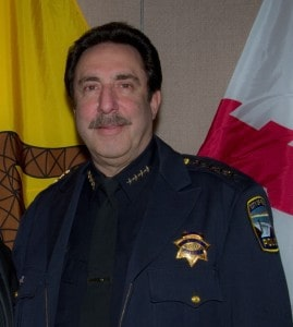 Police Chief Sam Spiegel