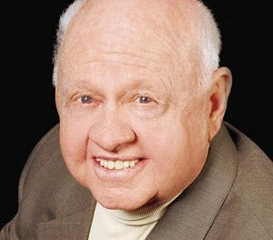 Mickey Rooney Coming to Folsom