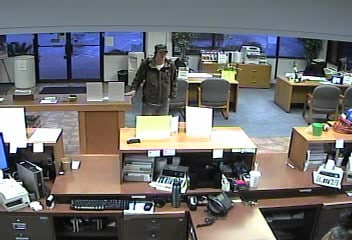 man robs bank
