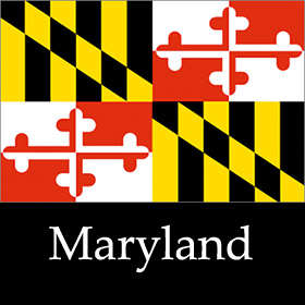 Philip Kapneck Business Formula - Maryland Flag.