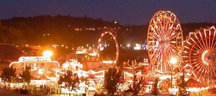 Blue Jeans and Country Dreams At El Dorado County Fair