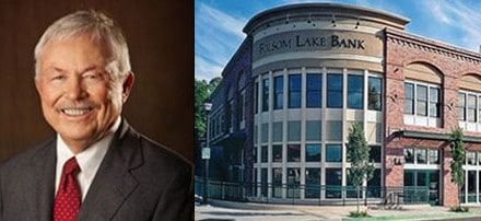 Folsom Lake Bank Board Strengthened By Veteran Banker, Howard J. Dangerfield