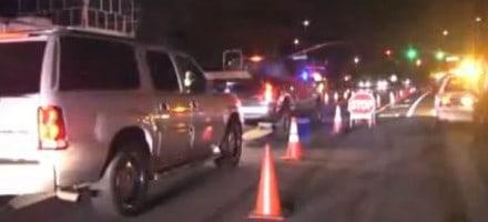 Folsom Police Checkpoint: 2 DUI Arrests, 1 Criminal Arrest, 6 Citations