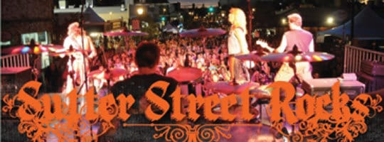 Folsom Blues Breakout Cool Down With Sutter Street Pub Crawl