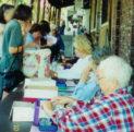 Folsom History Museum Volunteers register collectors