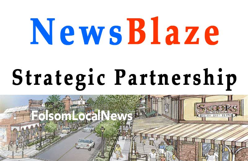 newsblaze strategic business marketing partnership with folsomlocalnews.